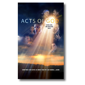 Acts of God Banners