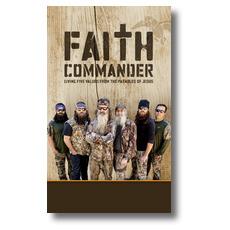 Faith Commander Banner