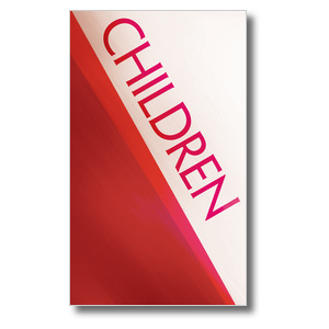 Color Rays Children Banners