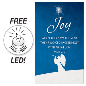 Advent Joy Banners
