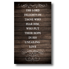 Rustic Charm PS147:11 Banner