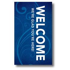 Flourish Welcome Banner