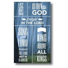 Phrases Praise L Banner