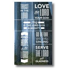 Phrases Praise R Banner