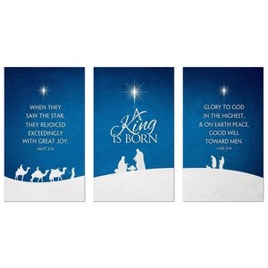 Christmas Silhouette  Banners