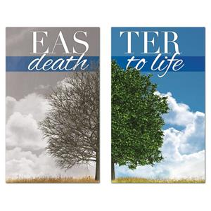Death to Life Pair Banners