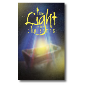 The Light of Christmas 3 x 5 Vinyl Banner