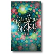 Christmas of Joy Lights Banner