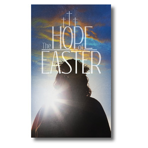 Hope of Easter 3 x 5 Vinyl Banner
