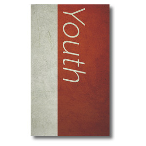 Color Block Youth 3 x 5 Vinyl Banner