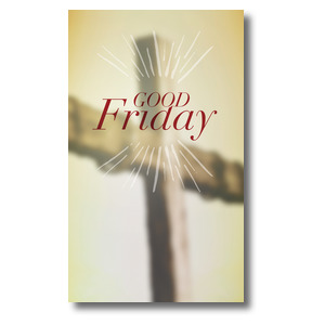 Traditions Good Friday 3 x 5 Vinyl Banner