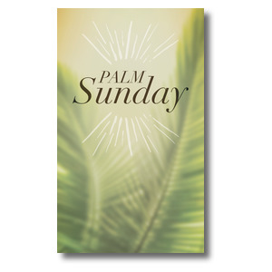 Traditions Palm Sunday 3 x 5 Vinyl Banner