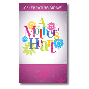 A Mothers Heart Banners