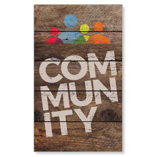 Shiplap Community Natural Banner