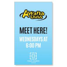 Awana Clubs Banner