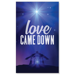 Aurora Lights Christmas 3 x 5 Vinyl Banner