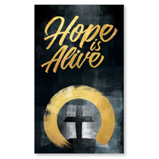 Hope Is Alive Gold