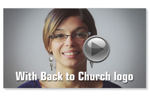 Welcome to Church with LOGO  Video Downloads