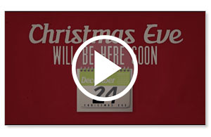 Christmas Eve Invitations Video Video Downloads