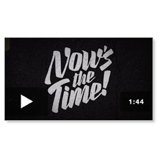 Now's The Time Motion Promo Video