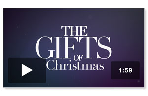 The Gifts of Christmas Advent Promo Video Video Downloads