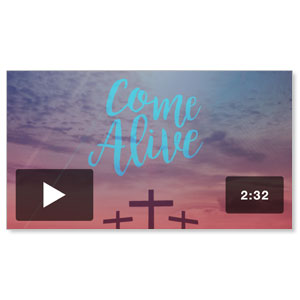 Come Alive Good Friday Welcome Video Downloads