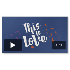 This is Love Easter Promo