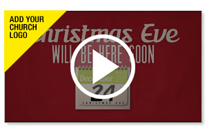 Christmas Eve Invitations Video Customized Customized Videos