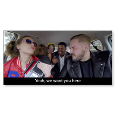 Churchpool Karaoke Custom Video