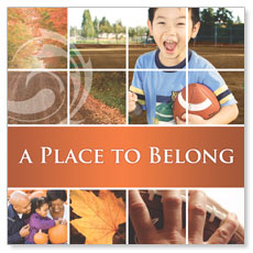 Belong Fall Window Banner