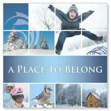 Belong Winter Window Banner