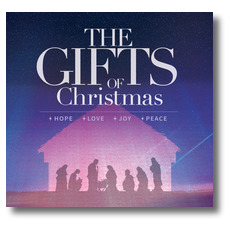 The Gifts of Christmas Advent Window Banner