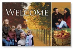 Autumn Invited 2 Banners