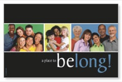 Belong WallBanners