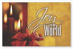 Joy to the World Banners