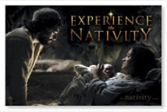 Experience Nativity WallBanners