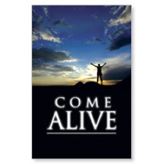 Come Alive WallBanners