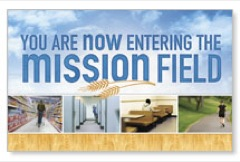 Mission Field Banner