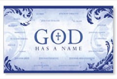 Names of God WallBanners