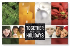 Together for the Holidays Banners
