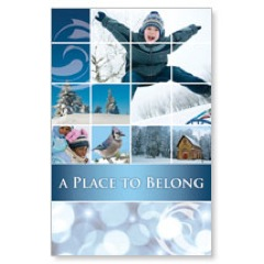 Belong Winter WallBanners