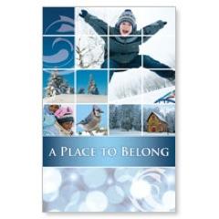 Belong Winter Banner