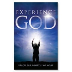 Experience God Reach WallBanners