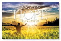 Easter Hope Field WallBanners
