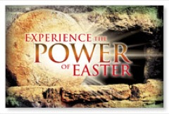 Experience Easter Power WallBanners