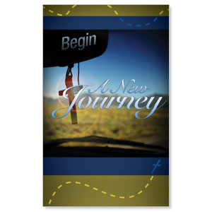 New Journey WallBanners