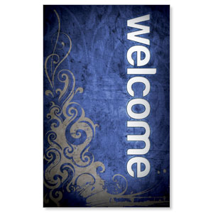 Adornment Welcome WallBanners
