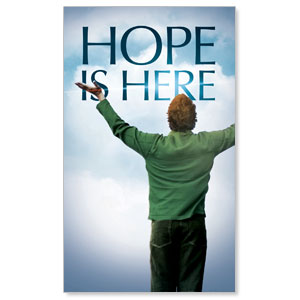 Hope Is Here WallBanners