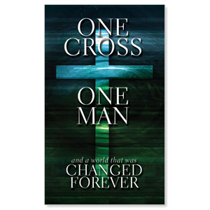 One Cross WallBanners