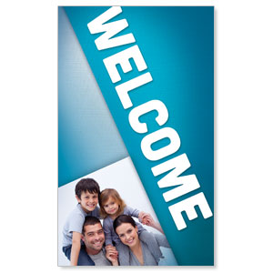 Family Welcome WallBanners